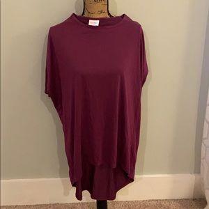 Lularoe Irma simply comfortable tunic top